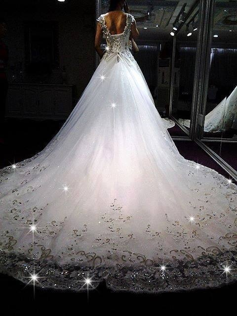 Fairy Tale Wedding Dress Bo Mariage